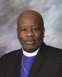 Pastor - Bishop Troy Michael Carr