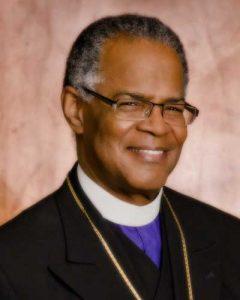 Bishop Lorenzo Kelly